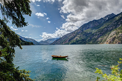 The Slow Slow Boat To Stehekin