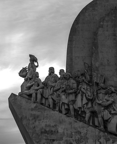 Original Lisbon Monument to the Discoveries Photography 5 By Messagez com