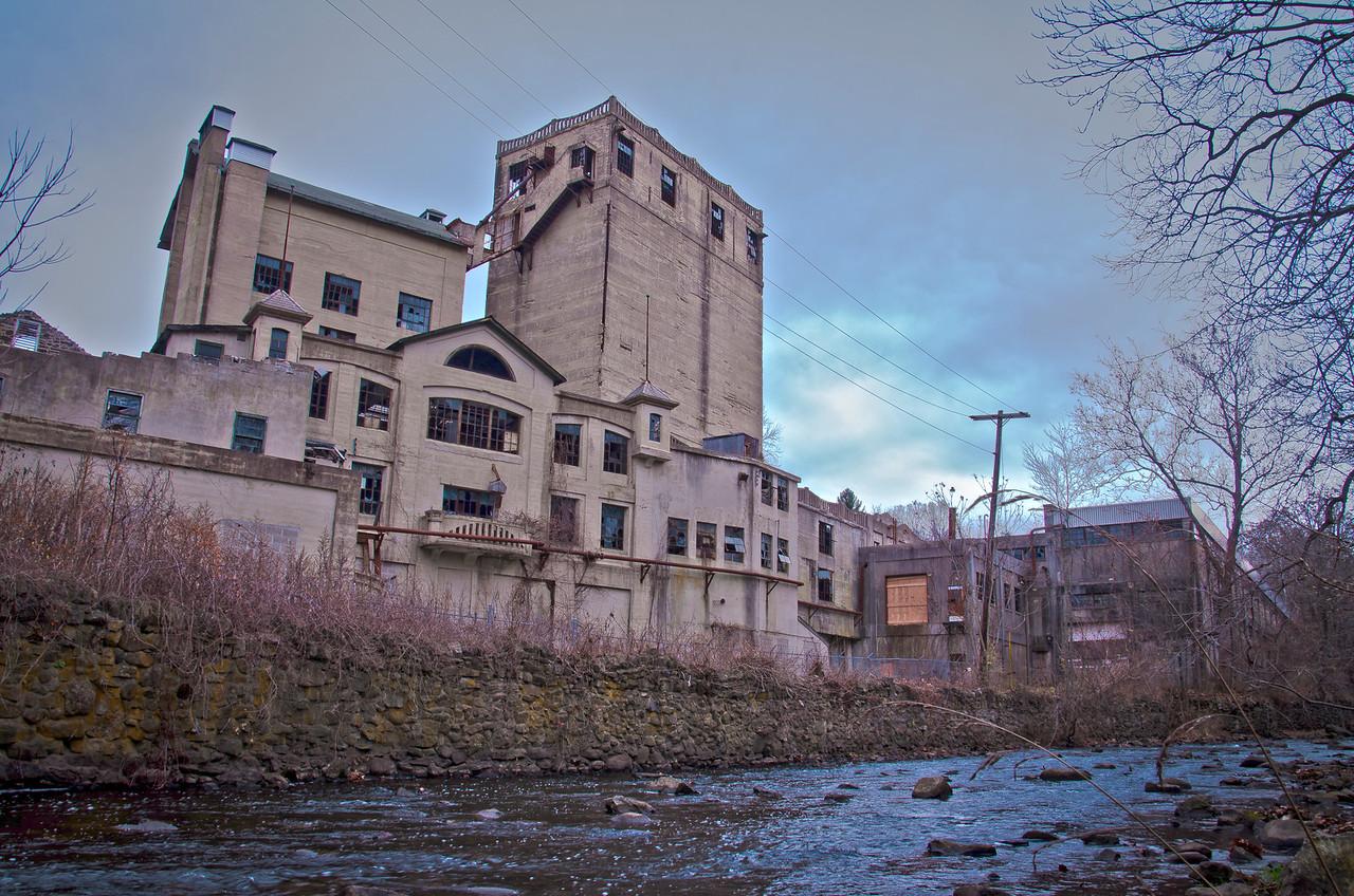 Wheatsworth Mill - Hamburg, New Jersey