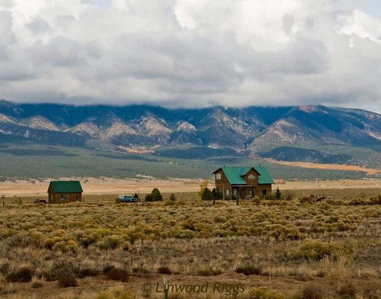 Southern Colorado scene
