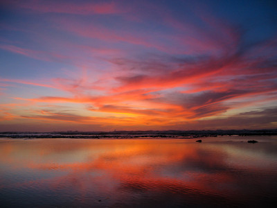 Waves of Light, Morocco