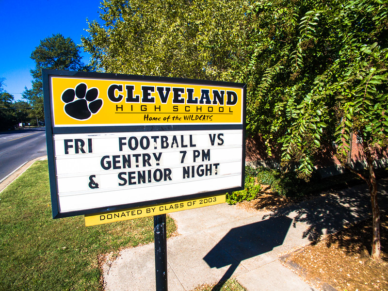 CHS Football & Senior Night