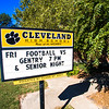CHS Football & Senior Night
