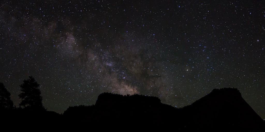 Checkerboard Mesa Galaxy