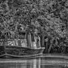 DSC_0688 Boat 2 B& W