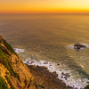 Portugal Atlantic Ocean Sunset Viewpoint Photography By Messagez com