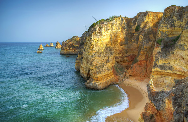 Lagos Algarve Beach