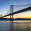 Lisbon 25 de Abril Bridge