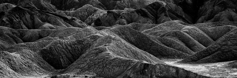 Zabriskie Point - Death Valley