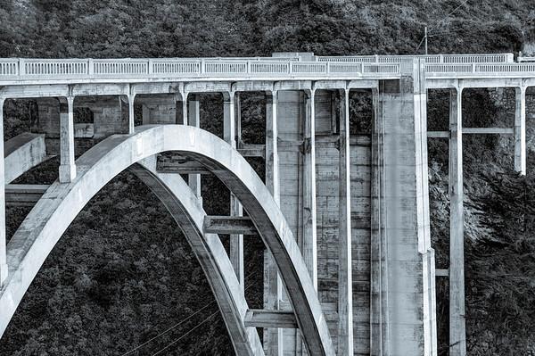 Open-spandrel Bridge