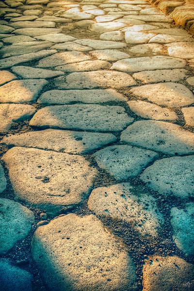 Pompeii Cobblestones