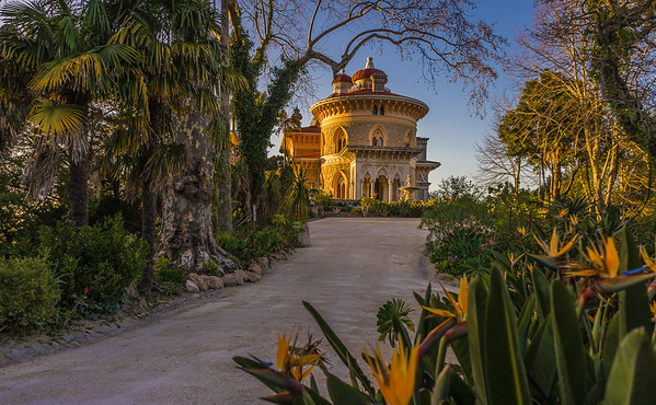 Sintra Monserrate Palace Photography 4 By Messagez com