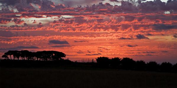 Stanley Tasmania Australia Sunset
