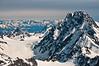Mountains of Glacier Bay, Alaska