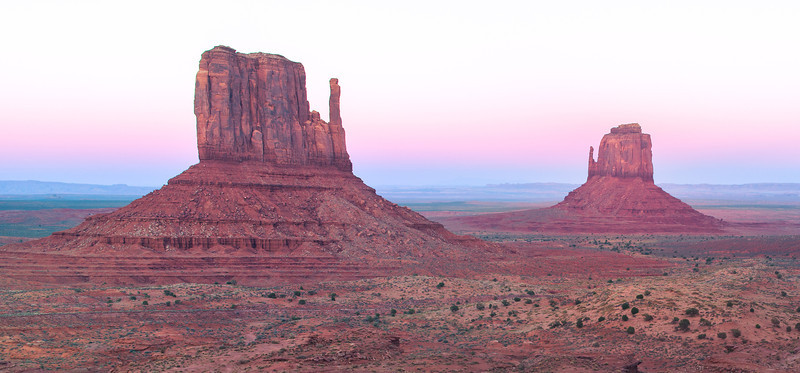 Sandstone Buttes