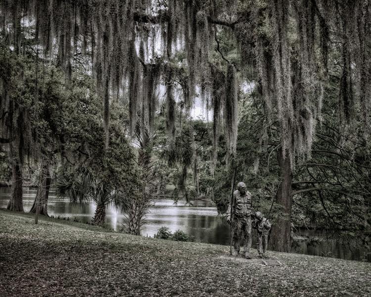 Memories of Audubon Park