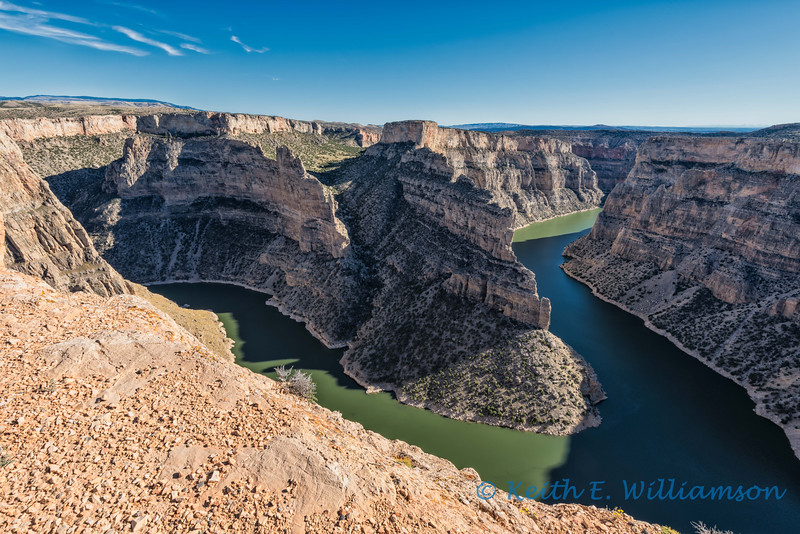 Bighorn Canyon, Wyoming
