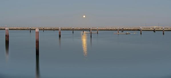 Lisbon Full Moon