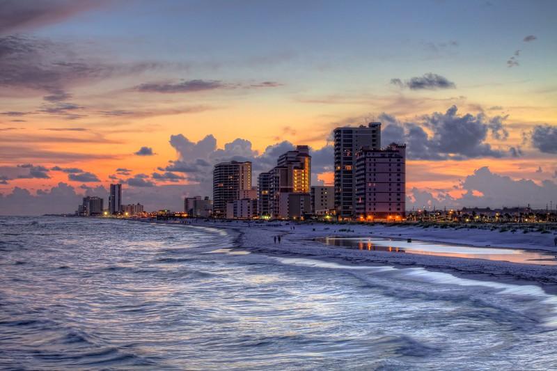 Gulf Shores Sunset #21