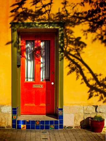 Barrio Door 1