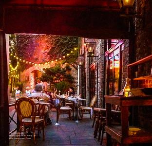 Restaurant - 39 Rue De Jean - Charleston, SC Photo painting