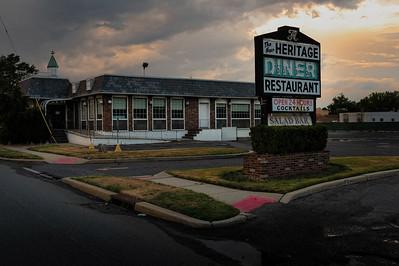 Heritage Diner - Hackensack, New Jersey