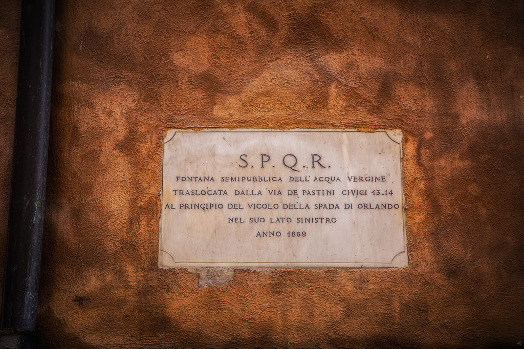 Senātus Populusque Rōmānus