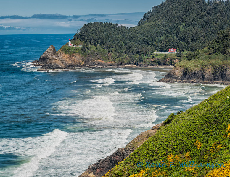 Haceta Head Lighthouse, Oregon Coast