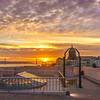 Original Top of The Lisbon Viewpoint at Sunset Photography 2 By Messagez com