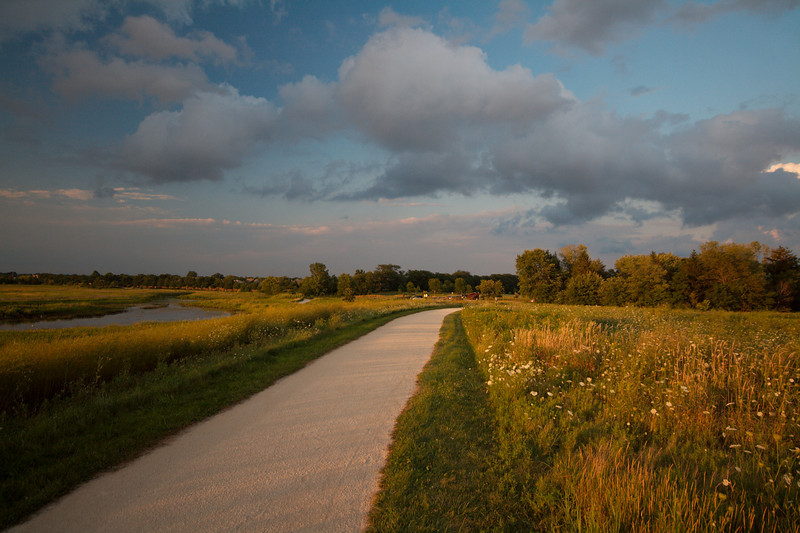 Springbrook bike trail