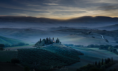 Toscana in my Memory