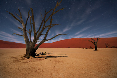 The Night at Deadvlei