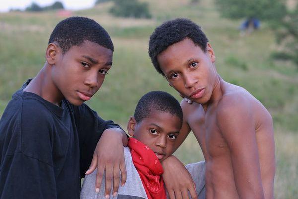 "The Presbury boys, <a href=""http://www.scottiesplace.org"" target=""_blank"">Scottie's Place</a>, Peterstown, West Virginia"