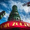 Cafe Zoetrope, Kearny St, San Francisco