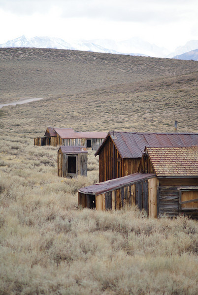 Abandoned Mining Town, Bodie, CA