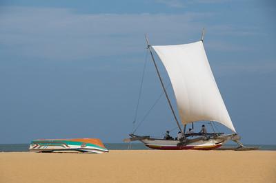 Fishing Boat, Sri Lanka