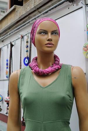 Istanbul 2014: Modern fashion