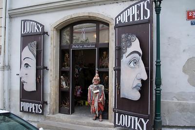 Prague: Puppets, 2012