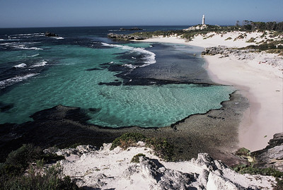 Rottnest Is. (Kodachrome, 1976)