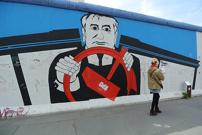 Berlin. Eastside Gallery (The Wall), 2013