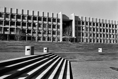 Boston, Government Centre, 1970
