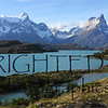 Chile, Torres Del Paine NP