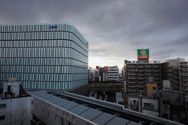 Life in Tokyo