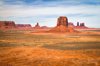Monument Valley Landscape I, Arizona
