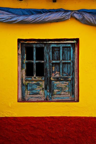 Ventana o puerta? - Ajijic, Mexico