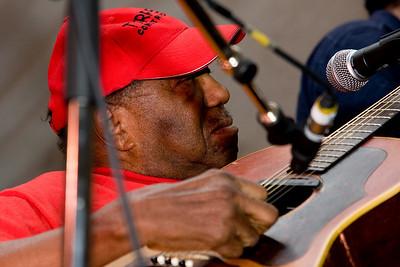 Jackie Washington - 2008 Kitchener Blues Festival
