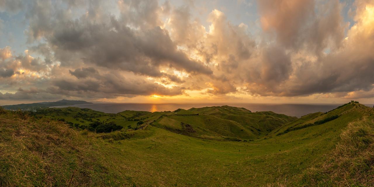 Batan-Rolling Hills Sunset