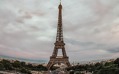 Eifel Tower, Paris 2016