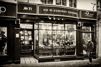 Mr. P's Tavern, York, England
