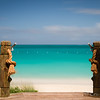 Turquoise Seas, Providenciales, Turks and Caicos